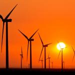 CEZ  a pus capacul: cel mai mare parc eolian din Europa a intrat in functiune