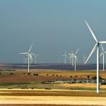 Aportul energiei eoliene in sistem a fost de 5% anul trecut