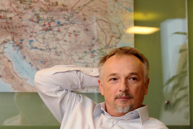 2010. október 18. Hernádi Zsolt MOL elnök. Interjú.Fotó: Reviczky Zsolt