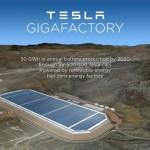 <!--:ro-->Bateriile Tesla produse la Gigafactory pot ajunge sa alimenteze cu energie intreaga lume<!--:-->