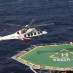 AgustaWestland si Vega Offshore lanseaza elicopterul AW189 pentru operatiuni offshore in Marea Neagra