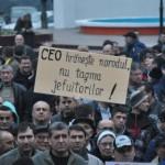 Minerii din Oltenia au venit la Bucuresti ca sa aiba de unde pleca. Ce ar trebui sa stie ei despre situatia CE Oltenia?