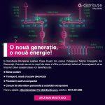 E-Distributie Muntenia isi pregateste viitorii specialisti prin sprijinirea unei clase in sistem dual de la Colegiul Tehnic Energetic Bucuresti
