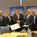 Cei mai mari producatori de energie hidro, din Romania si Austria, au semnat un memorandum de cooperare