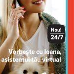 Ioana, un nou serviciu24/7 dedicat clientilor E.ON Energie Romania
