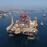 Lukoil si Romgaz anticipeaza rezerve de 30 de miliarde de metri cubi de gaze in perimetrul Trident de la Marea Neagra. Au inceput explorarile