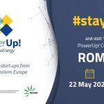 Competitia PowerUp!Challenge, finala nationala, se defasoara online, pe 22 mai. Cinci startup-uri românesti isi vor prezenta proiectele
