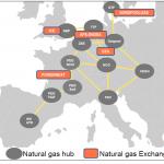 Romania se mentine pe al doilea loc in randul tarilor europene producatoare de gaze, desi productia a scazut.