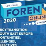 FOREN 2020 incepe azi la Bucuresti: patru zile de dezbateri privind tranzitia in energie in Europa de Sud Est