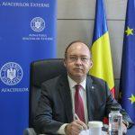 Bogdan Aurescu: Marea Neagra face parte dintr-un arc de instabilitate care este adesea alimentat de oponenti ai traseului european si euroatlantic