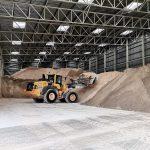 Cum poate fi redus impactul centralelor pe carbune asupra mediu prin valorificarea gipsului. Etex Building Performance utilizeaza gipsul rezultat la desulfurarea gazelor de la centrala electrica Turceni