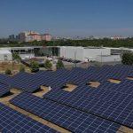 Enel continua montarea de panouri fotovoltaice pentru producatorii industriali