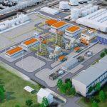 Dupa 8 ani de la semnarea Memorandumului cu statul roman, Fondul de Investitii kazaho-roman a decis sa inceapa constructia centralei electrice in cogenerare de pe platforma Petromidia